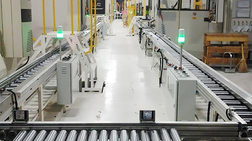 连杆加工半自动生产线