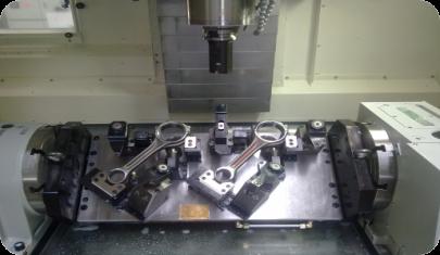 镗孔及螺栓镗孔夹具